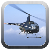 Toy helicopter simulator 3D