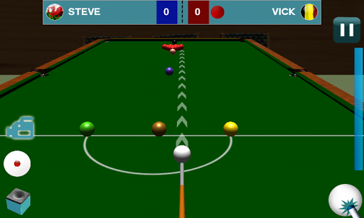 Live Snooker Play HD 3D 2016