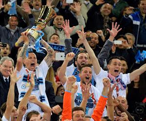 Dries Mertens en quête d'une seconde coupe d'Italie