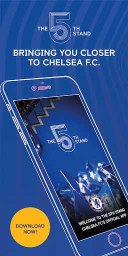 Chelsea FC - The 5th Stand Mobile App 1.9.0 screenshots 1