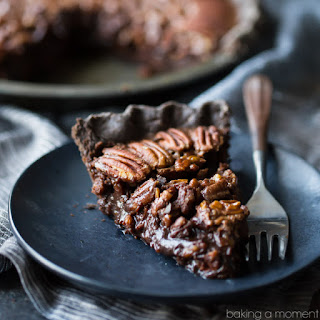 Chocolate Pecan Pie With Cocoa Recipes