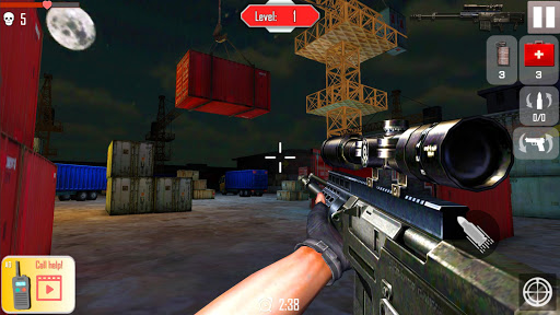 Sniper Shoot War 3D android2mod screenshots 2