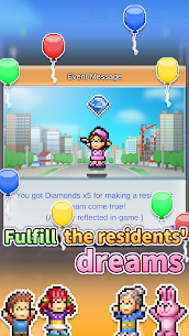 Dream Town Story Apk Download For Android and Iphone 4