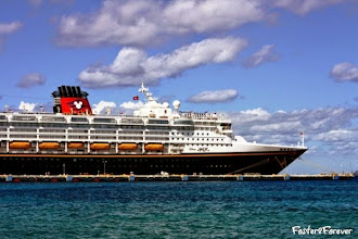 Photo: Our #DisneyCruise ship was the #DisneyMagic! We booked our cruise to the #Caribbean with our MasterCard.