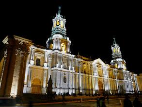 Photo: Kathedrale am Abend