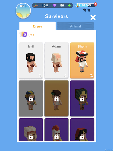 Idle Arks: Build at Sea apktram screenshots 13