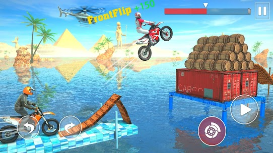 Racing Moto Bike Stunt -Impossible Track Bike Game 1