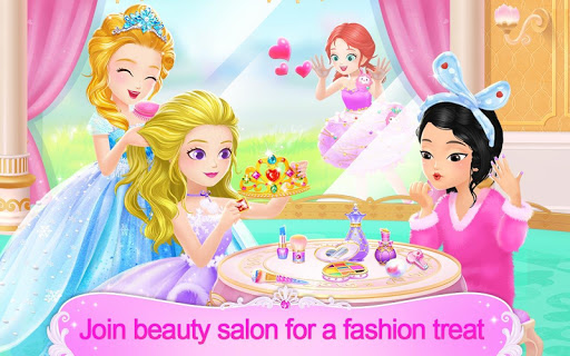 ?Princess Libby's Beauty Salon?  captures d'écran 1
