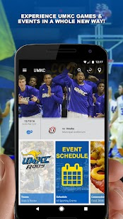 UMKC Roos Athletics - náhled