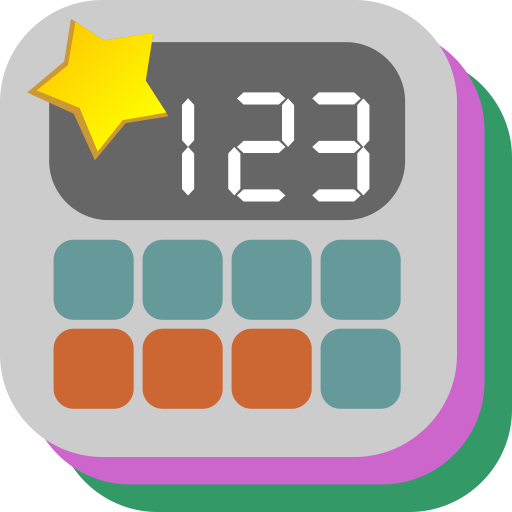 Wonderful Themes Calculator - Simple, Pretty & Fun