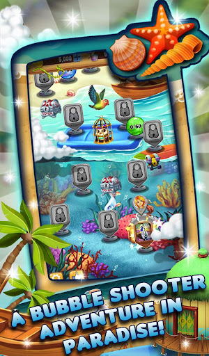 Bubble Pop Paradise: Island Adventure - screenshot