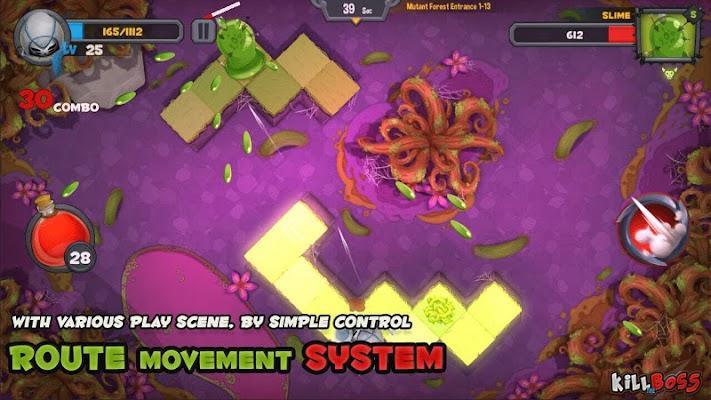 KillTheBoss - screenshot