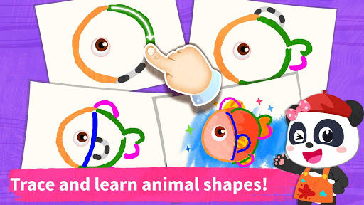 Baby Panda's Art Classroom: Music & Drawing 8.39.11.00 13