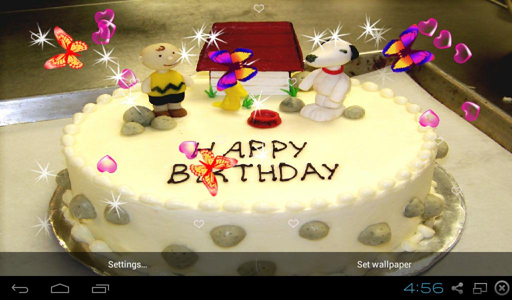 Download Happy Birthday Live Wallpaper Apk