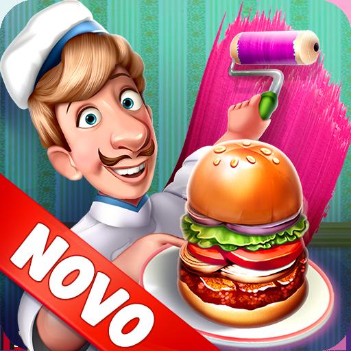 Equipe de Culinária - Jogos de Restaurantes