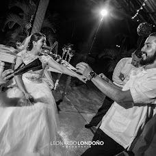 Wedding photographer Leonardo Londoño (LeonardoLondon). Photo of 01.03.2018