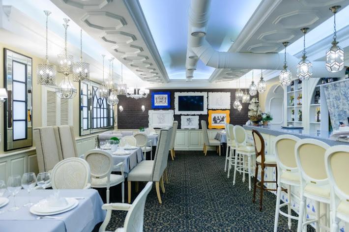 Фото №1 зала Сербский ресторан Боэми