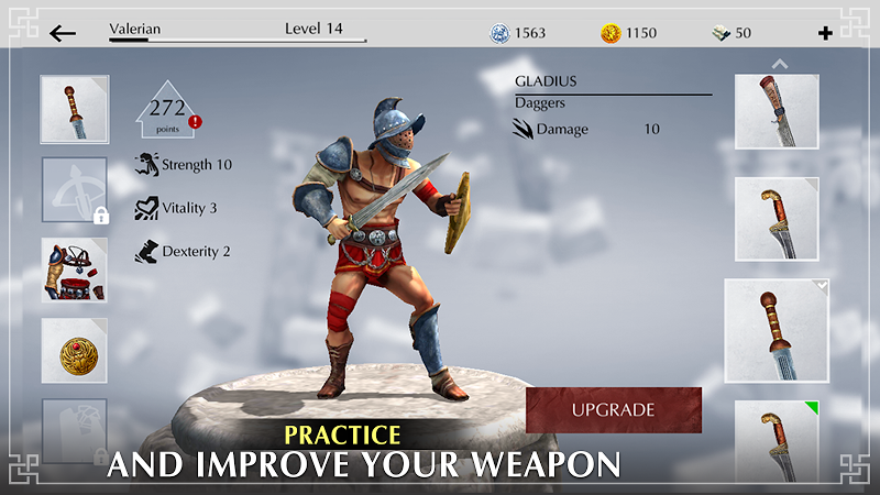 Gladiator Glory Egypt Screenshot 2
