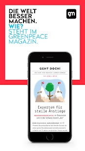 greenpeace magazin- screenshot thumbnail