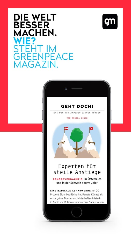 greenpeace magazin- screenshot