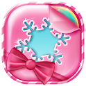 Cute Christmas Live Wallpapers icon