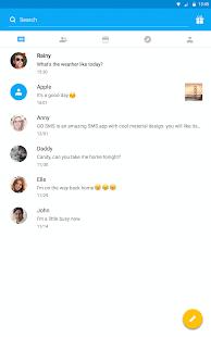 GO SMS Pro Screenshot 9