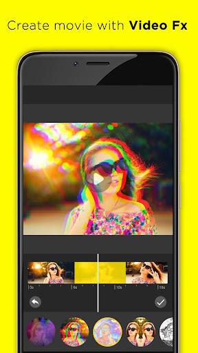 Video Editor for Youtube, Music - My Movie Maker 3.3.5 screenshots 2
