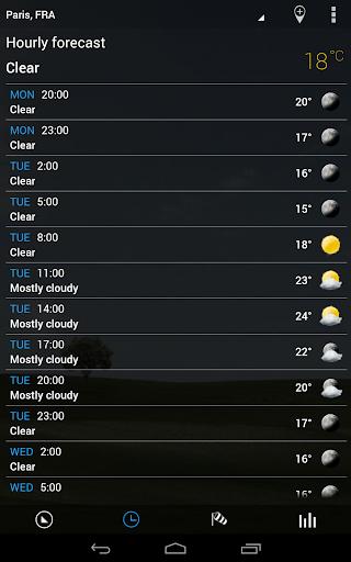 3D Flip Clock & Weather Pro  screenshots 18