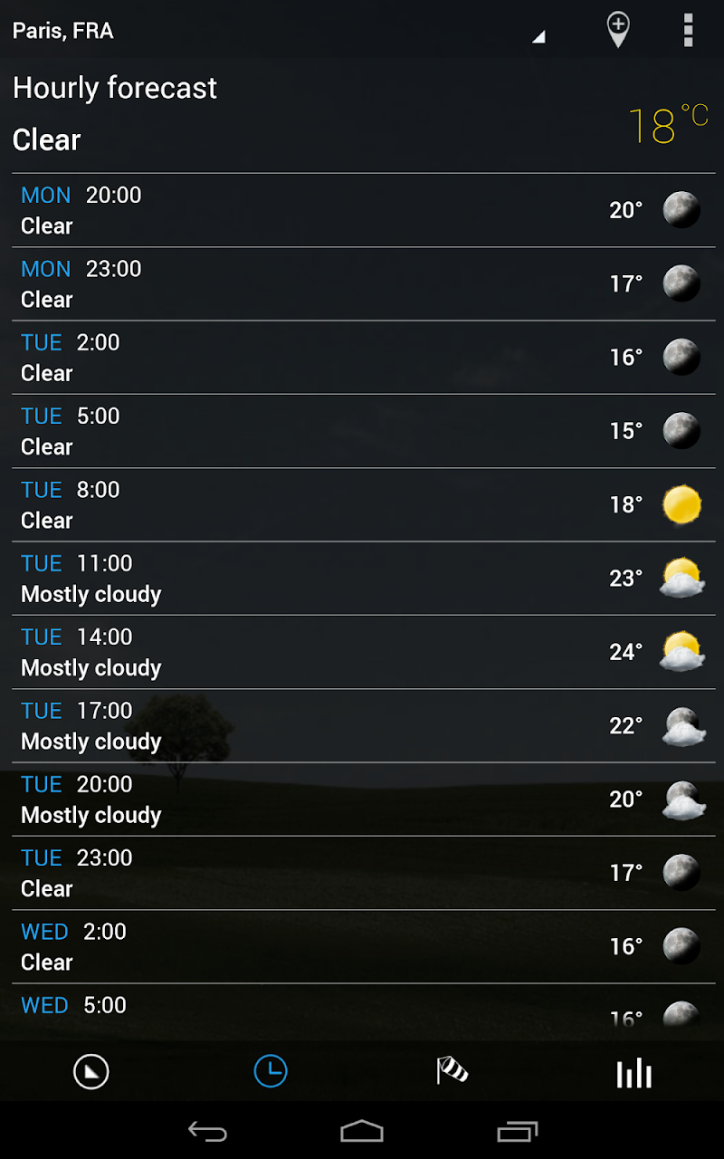 3D Flip Clock & Weather Pro Screenshot 17