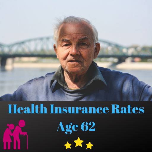 Health Insurance Rates Age 62