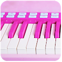 Pink Piano : No ADS! icon