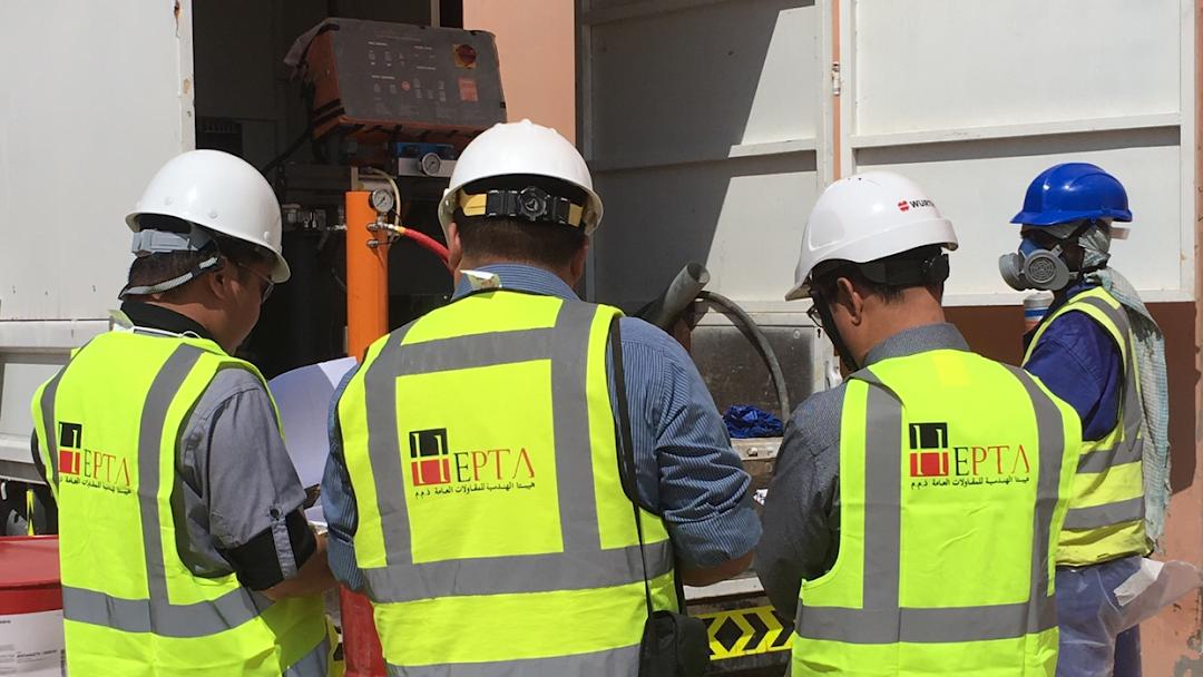 Hepta Waterproofing And Thermal Insulation - Waterproofing
