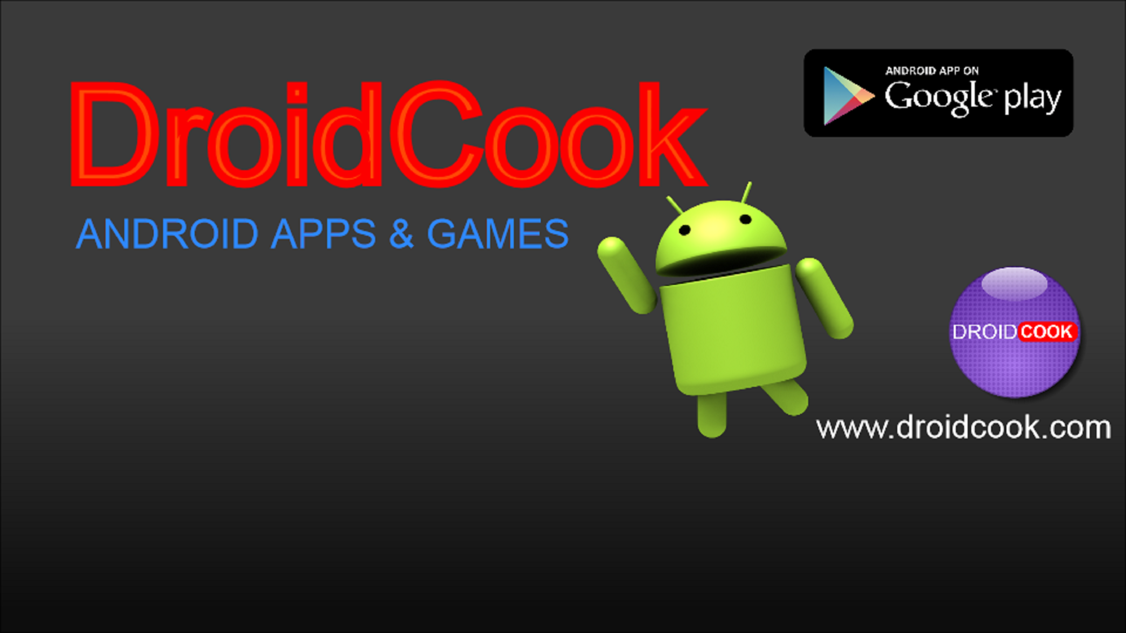 Droid Cook