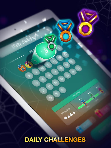 Spider Solitaire World 1.5 screenshots 14