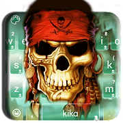 App Cool Pirate Keyboard Theme APK for Windows Phone