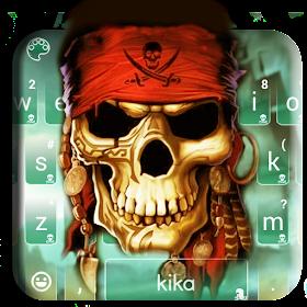тема для клавиатуры Cool Pirate
