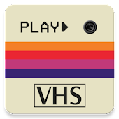 1984 Cam – VHS Camcorder, Retro Camera Effects Icon