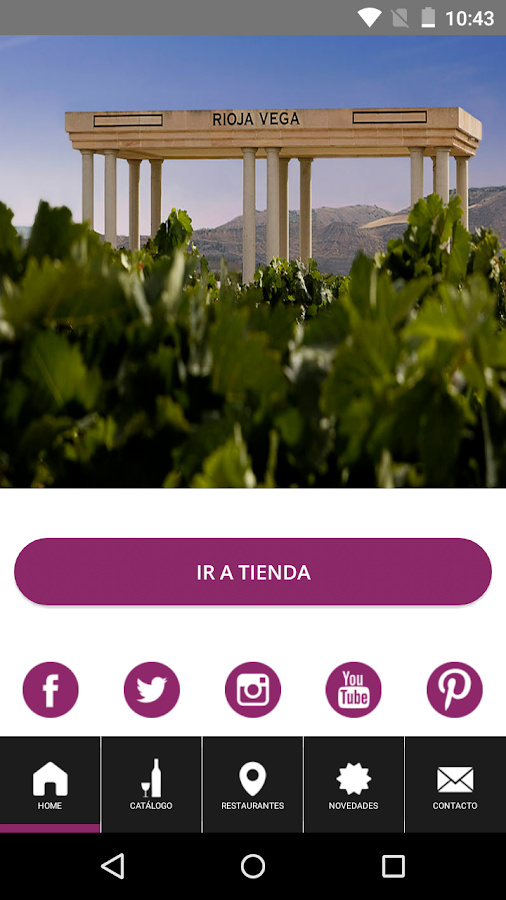 Cavas Wine- screenshot