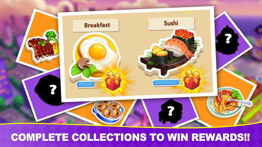 Cooking Frenzy: Madness Crazy Chef Cooking Games android2mod screenshots 4