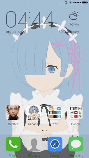 Image Result For Download Minasan Anime Wallpaper