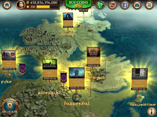 Game of Thrones Slots Casino - Free Slot Machines apktram screenshots 18