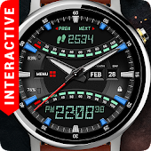 Magnum Watch Face