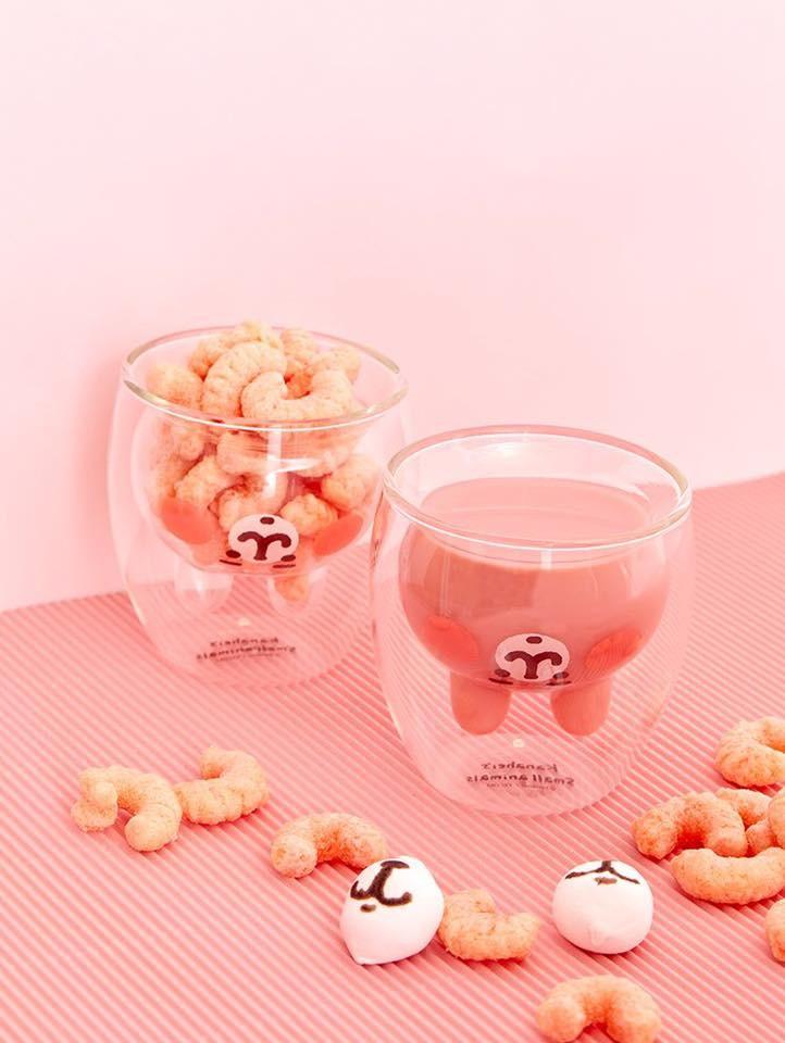 台灣, P助兔兔, 兔兔雙層玻璃杯