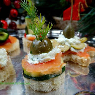 How To Make Scrumptious Party Canapes.