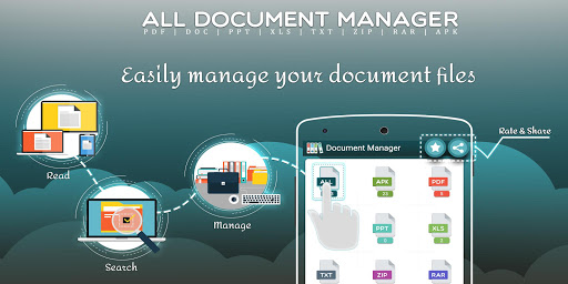 All Document Manager - File Viewer 2018 1.16 screenshots 1