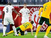 Thomas Meunier wordt nog steeds aangepakt na tackle op Eden Hazard