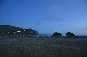 Photo: Night at San Gregorio State Beach