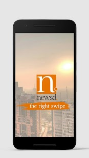 Newsd -Read News in 30 Seconds- screenshot thumbnail