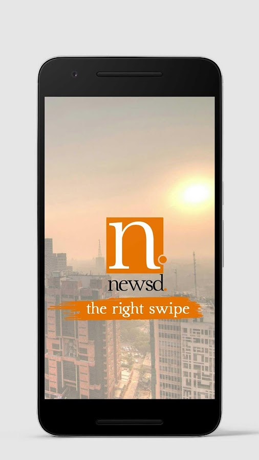 Newsd -Read News in 30 Seconds- screenshot