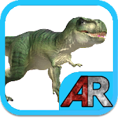 AR Jurassic World for kids